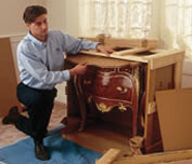 Houston residential moving services